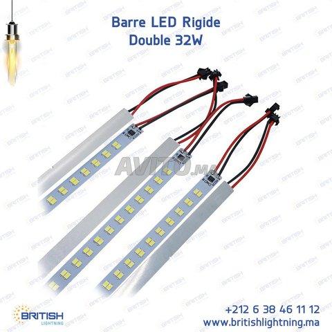 Barre LED Rigide 32W Double - 2