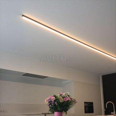 Barre LED Rigide 32W Double - 4