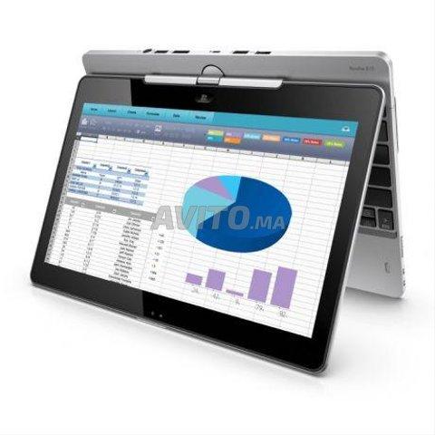 HP 810 G3 Tablet - I7 - 8Go - 256Go SSD - 11.6 - 1