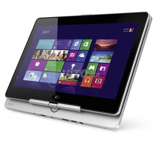HP 810 G3 Tablet - I7 - 8Go - 256Go SSD - 11.6 - 3