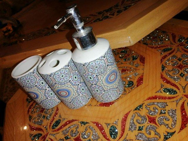 Accessoires pour la salle de bain  - 2