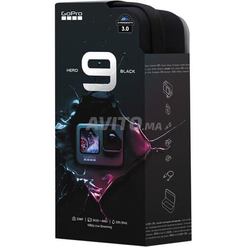 GoPro HERO9 Black Neuf (Fullpix.ma) - 1