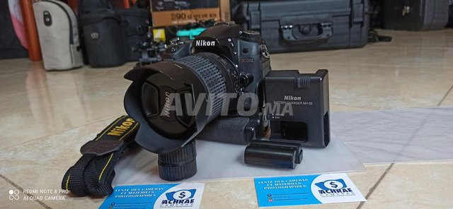 Nikon D7000 Boster Grip et 18-105vr import Germany - 1