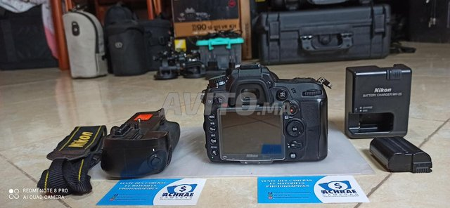 Nikon D7000 Boster Grip et 18-105vr import Germany - 4