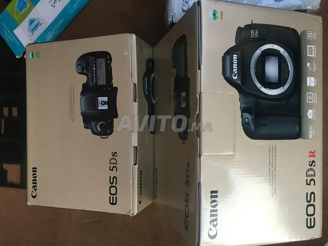 CANON 5D S & 5D SR - 3