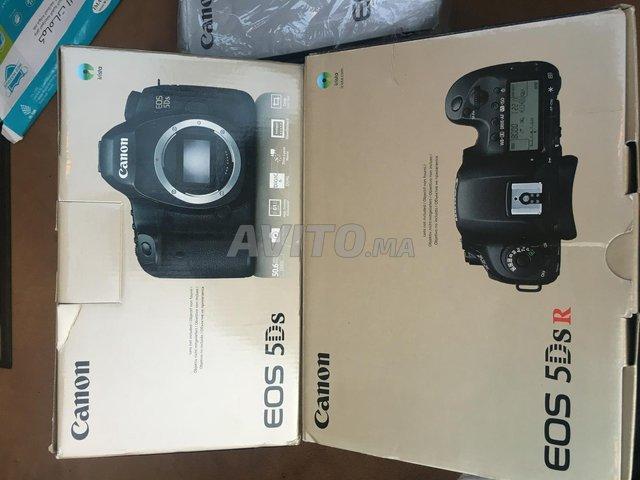 CANON 5D S & 5D SR - 1