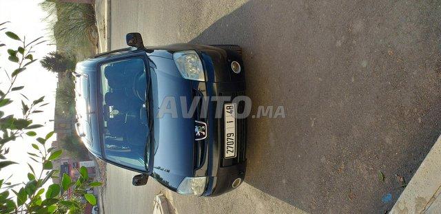 Voiture Peugeot Partner 2008 au Maroc  Diesel  - 7 chevaux