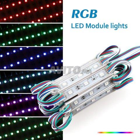 RGB (3 LEDs/Mod) RGB - 2