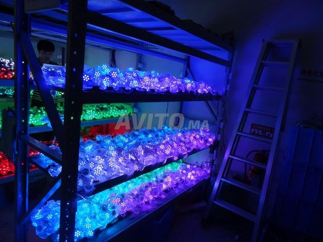 RGB (3 LEDs/Mod) RGB - 3