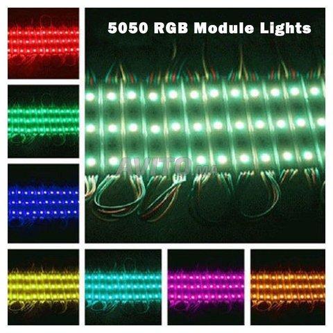 RGB (3 LEDs/Mod) RGB - 6
