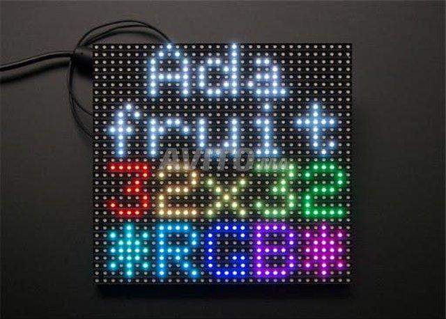 RGB (3 LEDs/Mod) RGB - 8