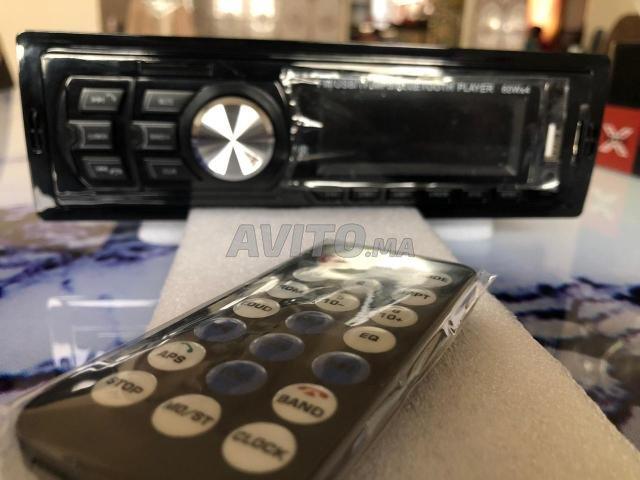 poste radio bluetooth neuf - 3