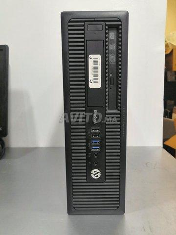 hp elitedesk 800 G1 i5-4590 3.30 8RAM 500GB  - 2
