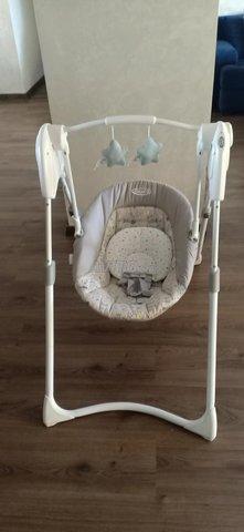 Balancelle électrique bébé - 1
