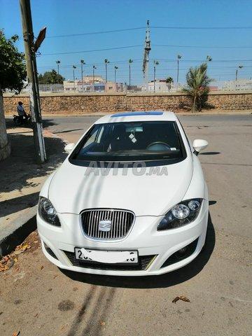 Voiture Seat Leon 2011 au Maroc  Diesel  - 8 chevaux