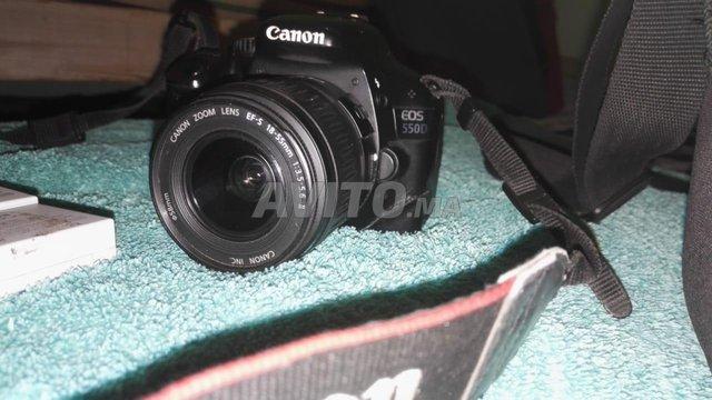 canon eos  550D - 1