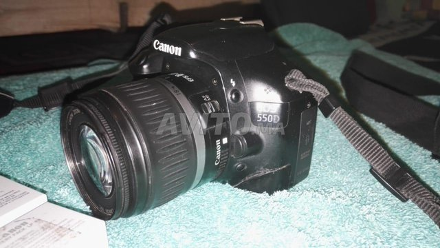 canon eos  550D - 4
