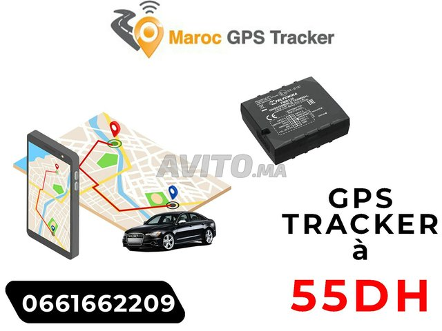 Gps tracking - 1