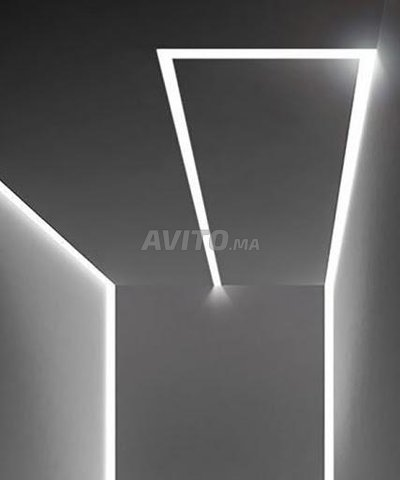 Profilé LED aluminium apparent / brlm - 3