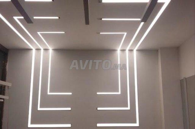 Profilé LED aluminium apparent / brlm - 2