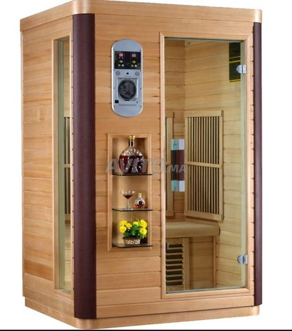 Sauna infrarouge LUXURY FRB-281 - 1