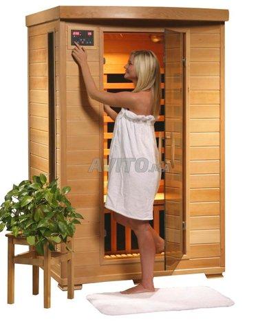 Sauna infrarouge LUXURY FRB-281 - 2