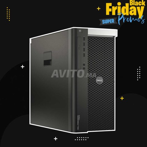 Dell Precision T7610 Workstation - 1