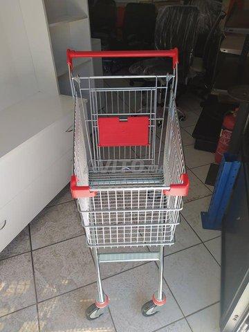 Chariot pour les bagages - 6