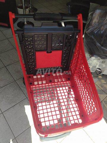 Chariot pour les bagages - 3