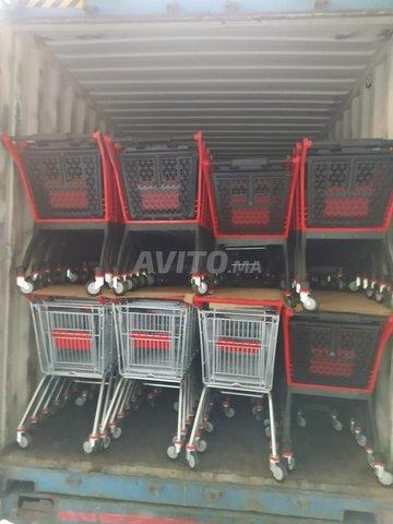 Chariot pour les bagages - 1