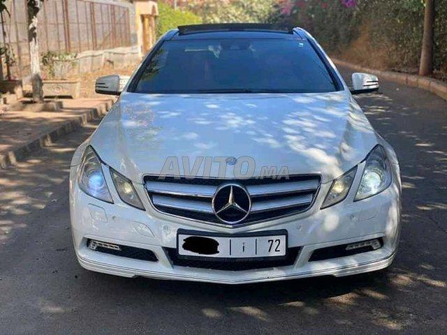 Mercedes-Benz E350D  - 1