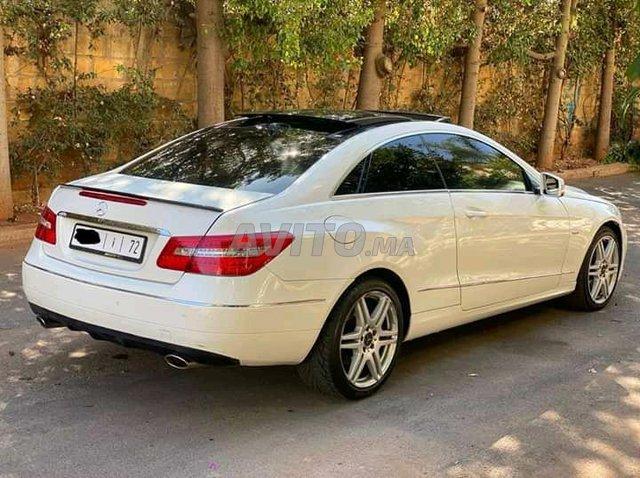 Mercedes-Benz E350D  - 5