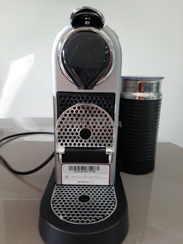 Machine Nespresso presque neuve (Citiz & Milk) - 2