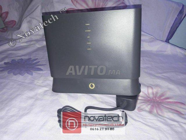 Routeur VDSL/FO SERCOM H500-s-Wifi- puissant - 3