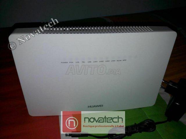 Routeur Huawei fibre optique Wifi Bi-Bande AC1750M - 1