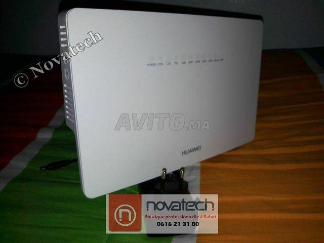 Routeur Huawei fibre optique Wifi Bi-Bande AC1750M - 2
