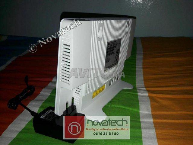 Routeur Huawei fibre optique Wifi Bi-Bande AC1750M - 4