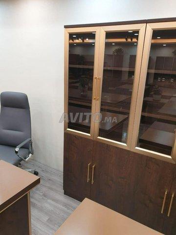 bibliothèque pour bureau importation CN40 Réf sdZd - 1
