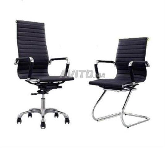 chaise président réf 140 à Aïn Sebaâ  Réf mJfzf  à - 1