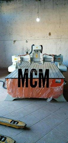 machine cnc 4T  - 1