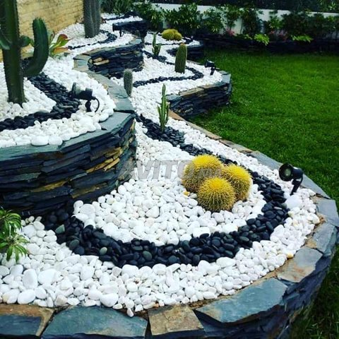 travaux de jardinage exceptionnel. - 6