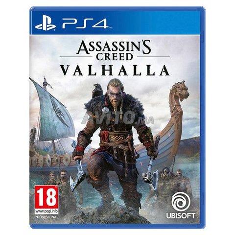 assassin creed Valhalla/ ps4 - 1
