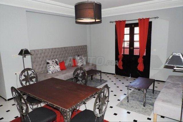 Appartement 3ch avec grande terrasse centre Guéliz - 2