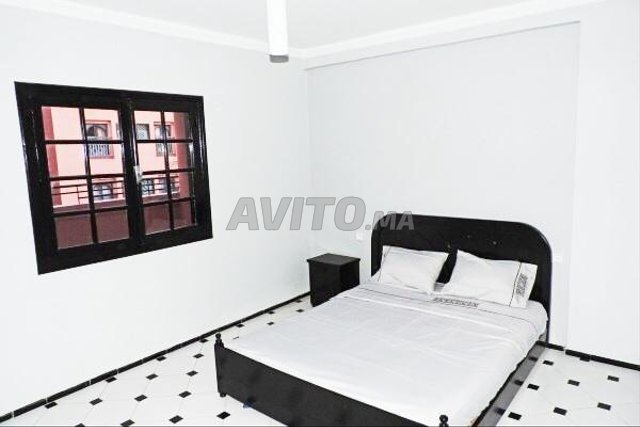 Appartement 3ch avec grande terrasse centre Guéliz - 3
