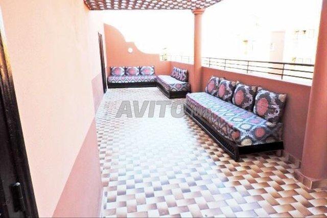 Appartement 3ch avec grande terrasse centre Guéliz - 6