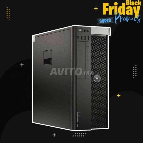 Dell Precision T3610 Workstation E5-1620 v2 K2000 - 1