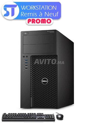 Dell Precision T1700-16 Go DDR3 ECC-QUADRO K2200 - 1