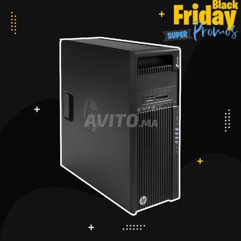 HP Z440 Workstation E5-1620 v3 K2200 4 Go - 1