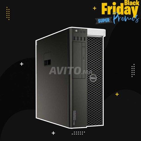 Dell Precision T5600 Workstation - 1