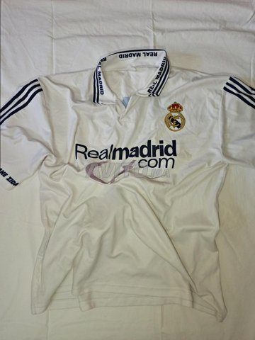 Zidane Real Madrid 2001-2002 - 1